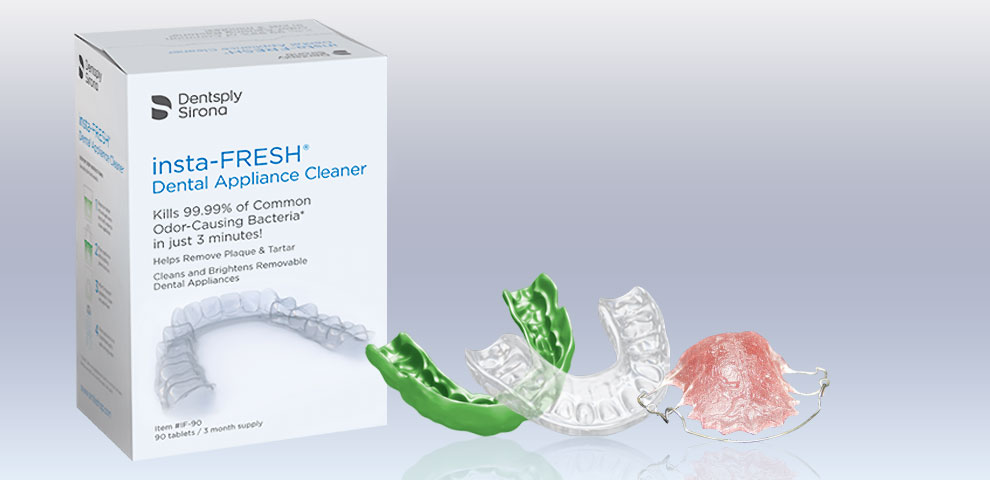insta-FRESH® Dental Appliance Cleaner